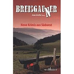 Breisgauner - Buch