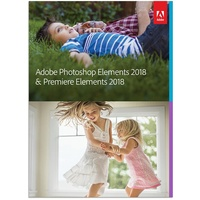 Photoshop Elements 2018 & Premiere Elements 2018 ESD DE Win Mac