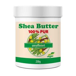 SHEABUTTER unraffiniert 100% pur 250 g