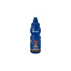 Fizzii Trinkflasche Trinkflasche Pferd, 330 ml blau