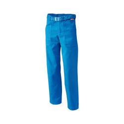 Bundhose, 100% BW, 290 g/qm, Gr. 56, kornblau - Planam