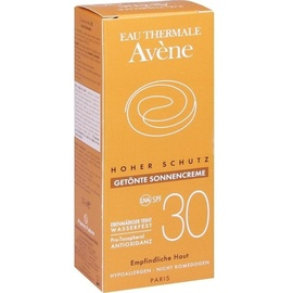 Pierre Fabre Avene SunSitive Creme getönt LSF 30 50 ml