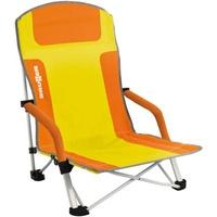 Brunner Strandstuhl Bula orange/gelb