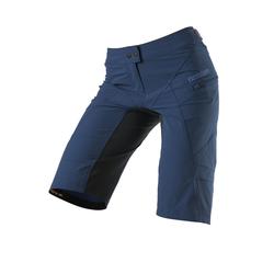 Zimtstern Girls MTB-Shorts Startrackz Evo French Navy/Pirate Black