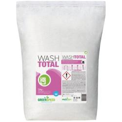 Greenspeed Wash Total Waschpulver, Ökologisches Universal-Waschpulver für alle Temperaturen, 7,5 kg - Sack