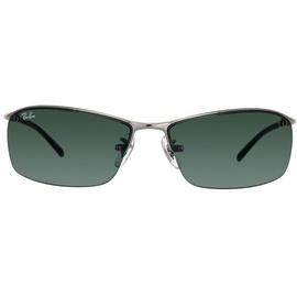 Ray Ban Top Bar RB3183 gunmetal / green classic