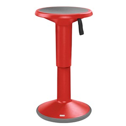 interstuhl UPis Hocker rot
