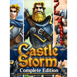 Castlestorm Complete Edition (PC) - Steam Gift - GLOBAL