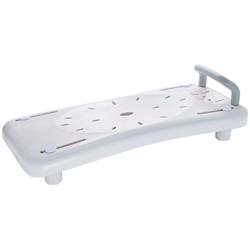 RIDDER Badewannenablage »Comfort«, Ablagebrett für die Badewanne, 96915103-0 weiß weiß