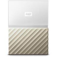 Western Digital My Passport Ultra 3TB USB 3.0 weiß/gold (WDBFKT0030BGD-WESN)