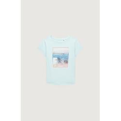 O'Neill Tees S/SLV Palm photo print t-shirt Palm photo blau 140 (10/11)