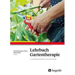Lehrbuch Gartentherapie: Buch von