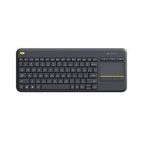 Logitech K400 Plus Wireless Touch Keyboard NL schwarz (920-007145)