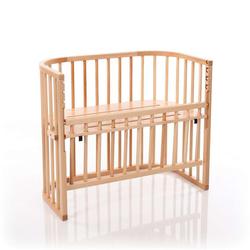 babybay Comfort Beistellbett, natur lackiert