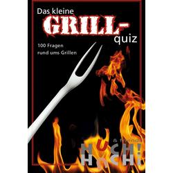 Huch Verlag - Das kleine Grillquiz