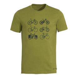 VauDe Herren Cyclist V Fahrrad-T-Shirt, XXL