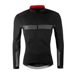 FORCE Fahrradjacke Bright, Winter Fahrrad Jacke 0°C to +10°C XXL