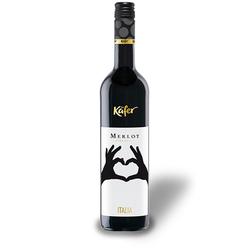 Käfer Merlot Guter Weine aus dem Haus der Delikatessen 250ml