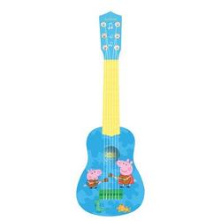 LEXIBOOK Peppa Pig - Meine erste Gitarre