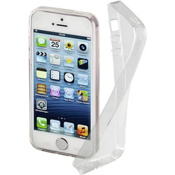 Hama Clear Backcover Apple iPhone 5, iPhone 5S, iPhone SE Transparent