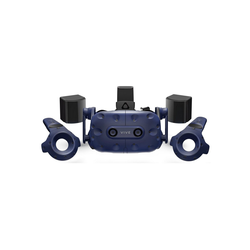 HTC Vive Pro Full Kit Virtual-Reality-Headset (2880 x 1600 px, AMOLED)