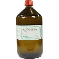 Wasserstoffperoxid-Lösung 3%