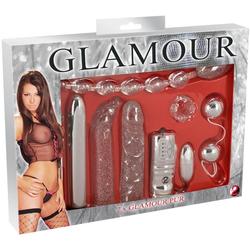 You2Toys Erotik-Toy-Set Glamour, 7-tlg.
