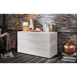 nolte® Möbel Kommode Alegro2 Basic, Breite 120 cm weiß