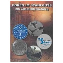 Poren im Stahlguss. Wolf-Dieter Jentzsch  - Buch