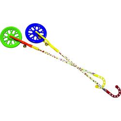 Heinerle Berggold Glockenrad mit Liebesperlen mit Glockenklingeln 30g