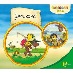 Edel Hörspiel CD Janosch - Janosch-Box