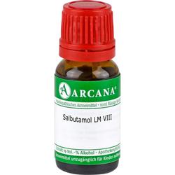 SALBUTAMOL LM 8 Dilution 10 ml