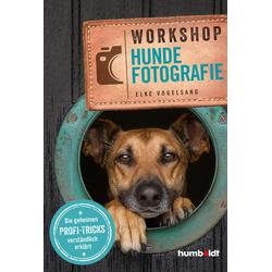 Workshop Hundefotografie: Buch von Elke Vogelsang