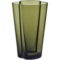 Vase 220 mm moosgrün
