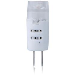 Havit Lighting LED-Leuchtmittel, G4, Warmweiß, Niedervolt, Set mit 12 Stück