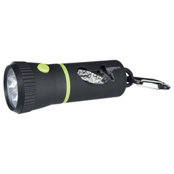 Trixie LED Lampe mit Hundekotbeutel-Spender