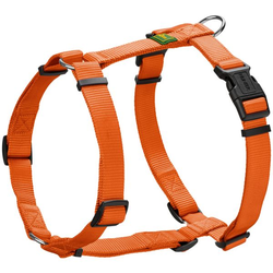 Geschirr Vario Rapid orange S-M
