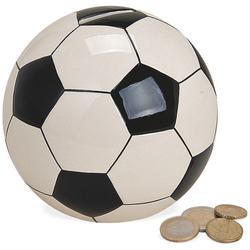 matches21 HOME & HOBBY Spardose Spardose Fußball Sparbüchse Geldgeschenk