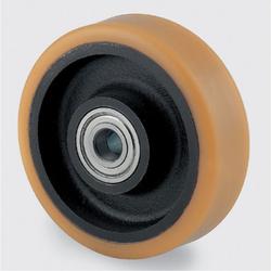Polyurethan-einzelrad 125 mm