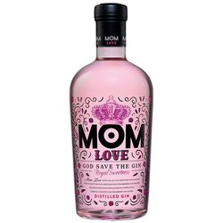 MOM Love God save the Gin
