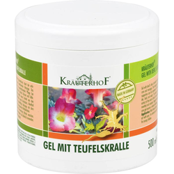 TEUFELSKRALLE GEL Kräuterhof 500 ml