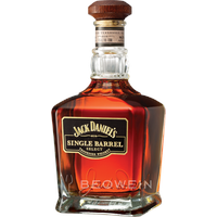 Jack Daniel's Single Barrel Select Tennessee 45% Vol. 0,7 l