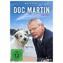 Doc Martin - Staffel 7 - DVD  Filme