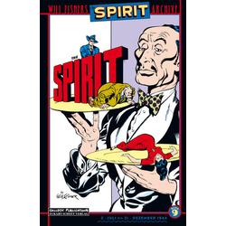 Will Eisners Spirit Archive als Buch von Will Eisner
