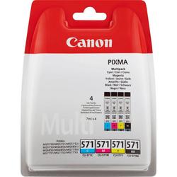 Canon Canon CLI-571 Tintenpatronen Multipack Tintenpatrone