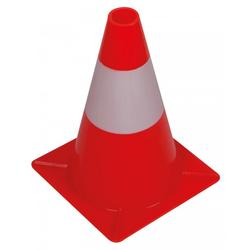 Leitkegel Warnkegel Pylon Hütchen Absperrhut 300mm Höhe rot / weiß