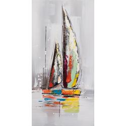 Gemälde Segelschiffe IMAGELAND Deus GmbH