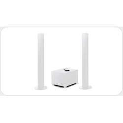 Canton DM 200 *weiss* 2.1 Virtual Surround System