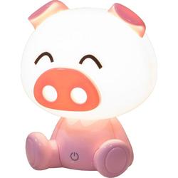 Nino Leuchten LED Tischleuchte Pig