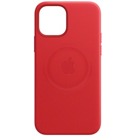 Apple iPhone 12 Pro Max Leder Case mit MagSafe (product)red